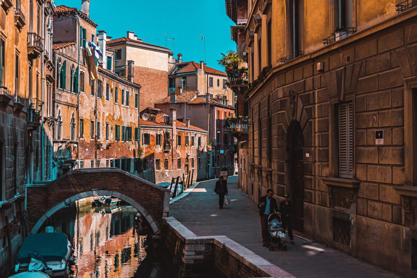 Lost In Venice